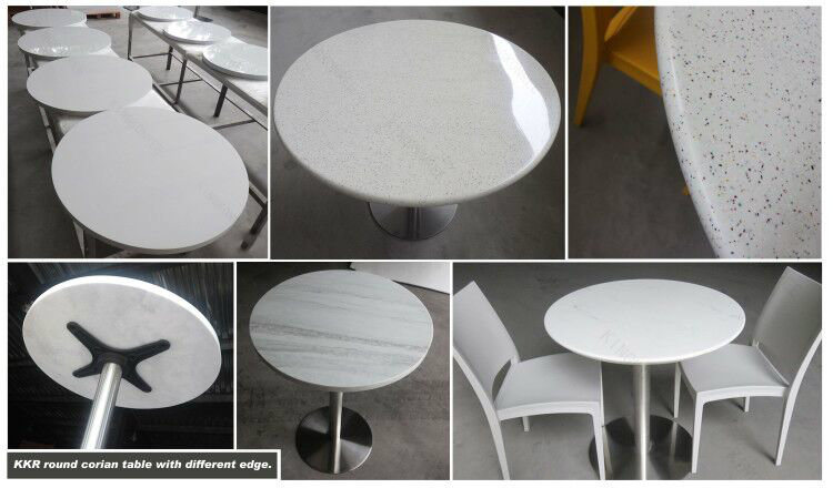 Shenzhen Kkr 4 Person Restaurant Dining Table and Chairs