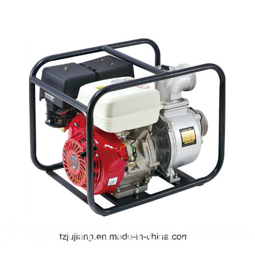 CE Approval 4inch/13HP Iron Camshaft Gasoline Water Pump (WP-40)