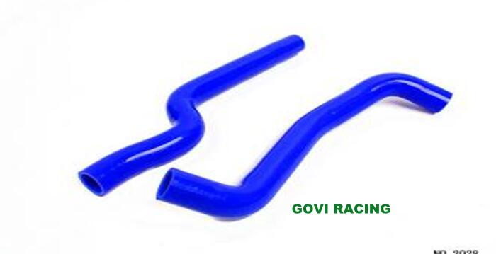 Blue Silicone Radiator Intercooler Hose Tube for Toyota 2010 New Wish