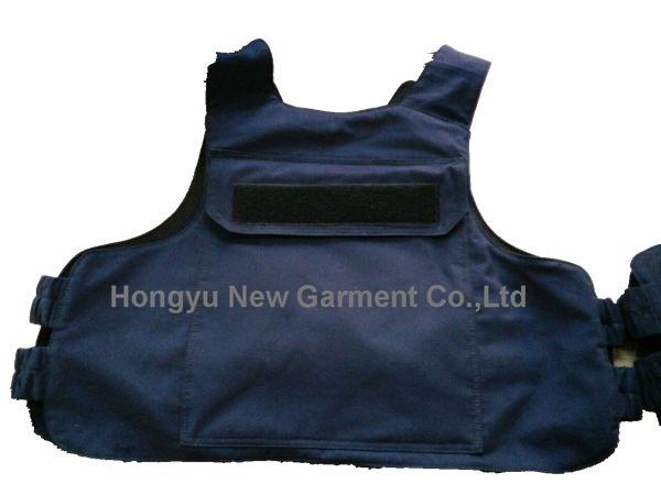 Tactical Vest Body Protector Bullet Proof Vest Armor (HY-BA019)
