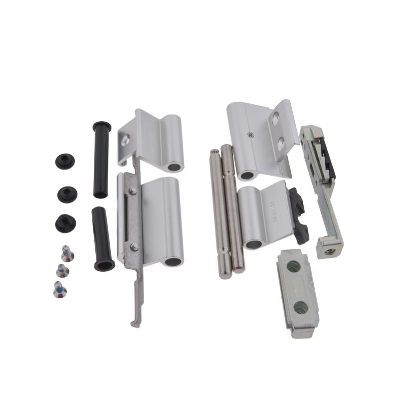 Aluminum Alloy Window Hinge Component for Tilt-Turn Window