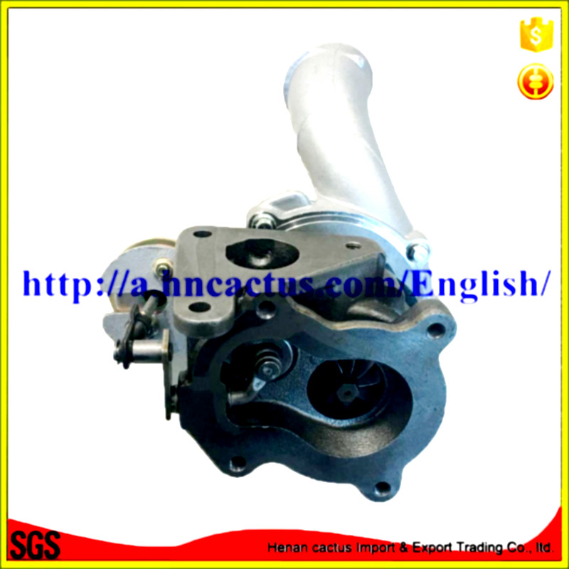 Gt1549s 738123-5004s Turbocharger for Renault F9q Engine Part