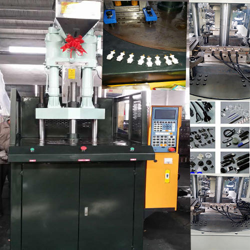Plastic Injection Machinery for Two Workstations (HT60-2R/3R)