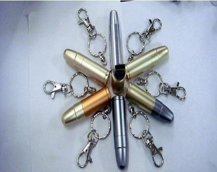 Novelty Metal Bullet USB Disk (OM-M113)