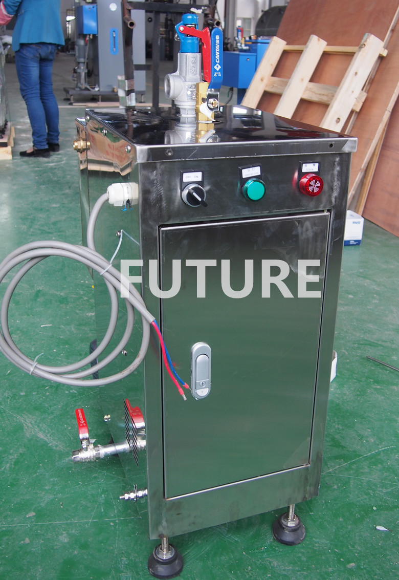 3kw Stainless Steel Electric Steam Boiler for Home Using