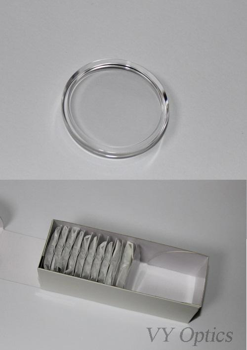 Optical Sapphire Glass Dia. 81.26mm*21.5mm Windows/Flat From China