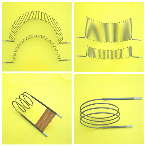 Mosi2 Heating Unit, U Type Mosi2 Heating Elements for High Temperature Furnace