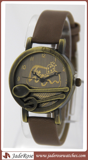 2016 Hot Selling Retro Style Woman Wrist Watch