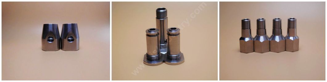 Precision Custom Stainless Steel CNC Turning Machinery Auto Accessories