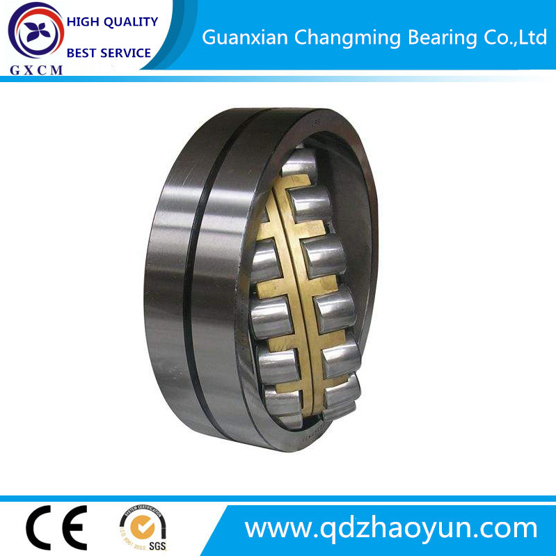 High Quality Professional Designed Cooper Cage Spherical Roller Bearing