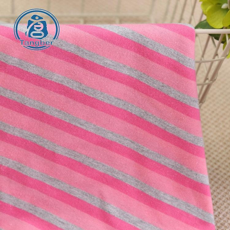 Cotton Yarn Dyed Knitting Fabric