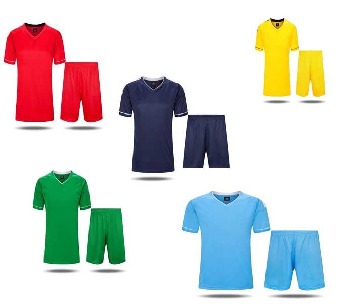 Custom Design Soccer Jersey