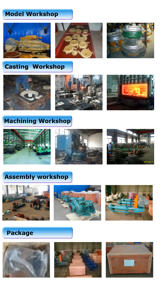 Ming Slurry Pump Mineral Processing Pump Mine Dewatering Pump