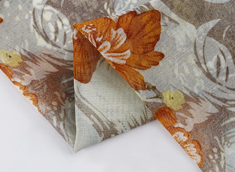 Good quality chiffon fabric