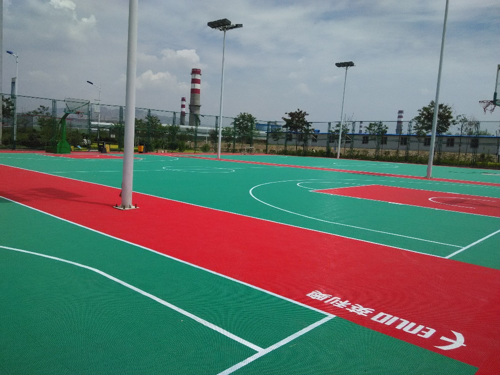Portable Futsal Court Flooring