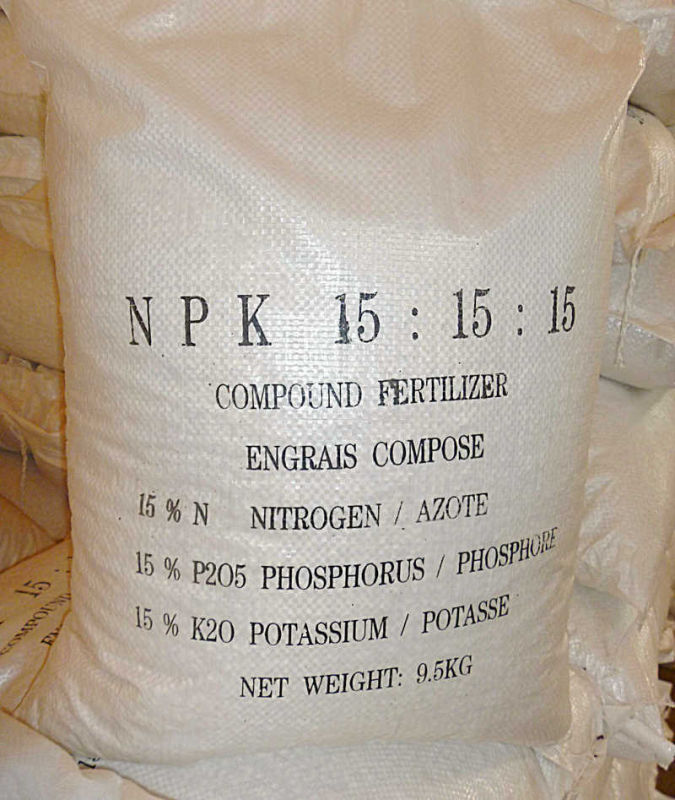 NPK Compound Fertilizer