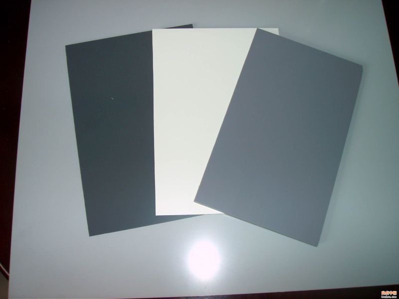 Rigid PVC Sheet Plastic Sheet