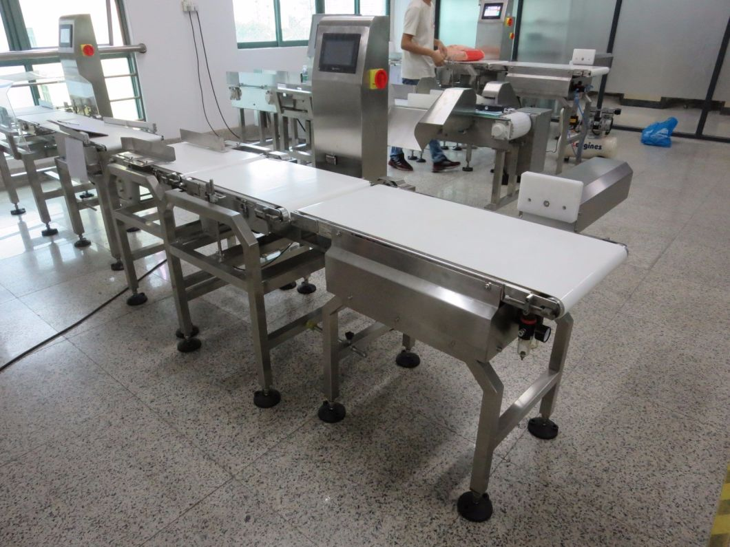 Touch Screen Check Weigher for Food Industry