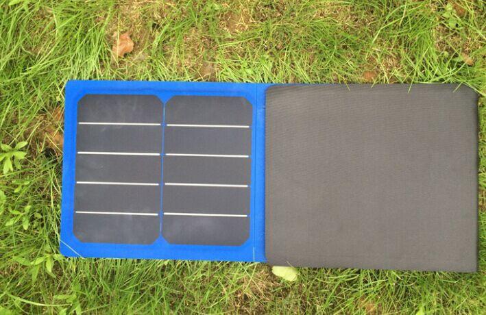 60W Sunpower Flexible Solar Mobile Phone Charger Bag