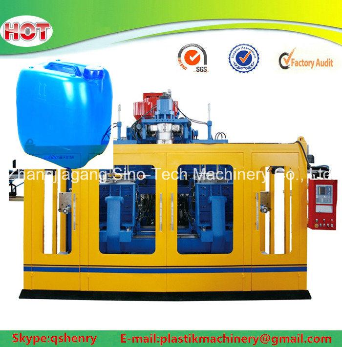 20L Double Station Extrusion Blow Molding Machine