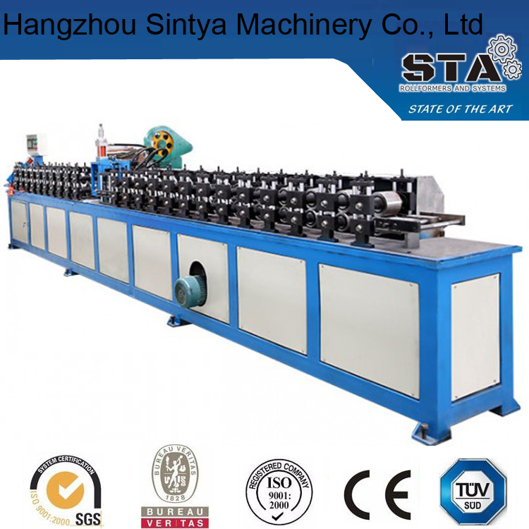 Factory Price Cold Bending Main Tee Ceiling T Grid Automatic Machine