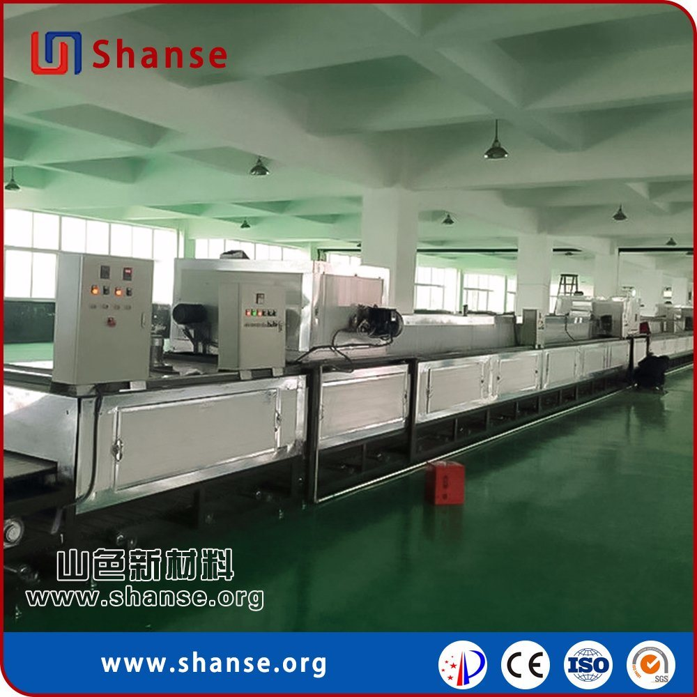 Automatic Flexible Tile Building Material Making Machinery