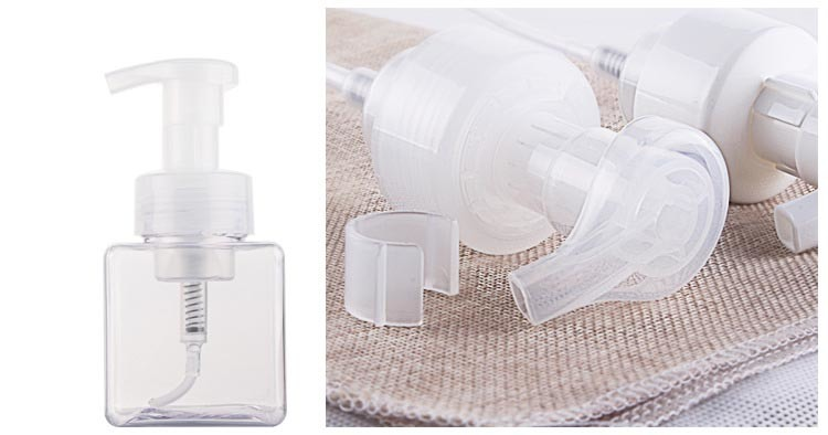 250ml High-Grade Pet Cosmetic Bottle for Cleaning (NB184-1)