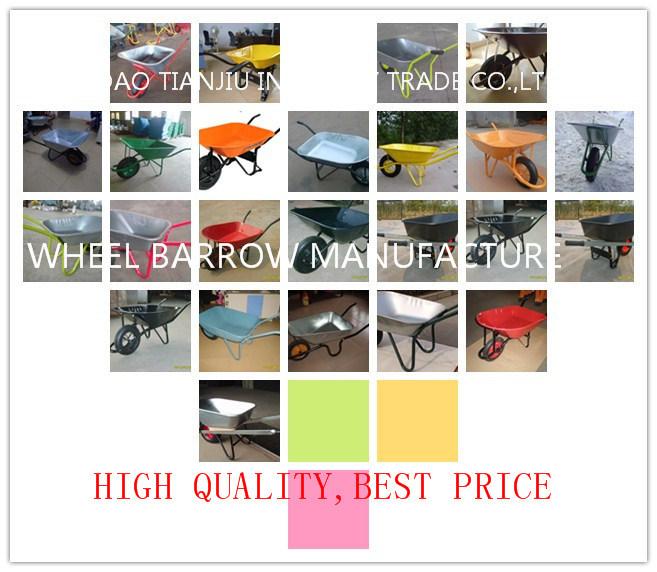 75L Tray of Wheelbarrow/Wheel Barrow (WB6414T)