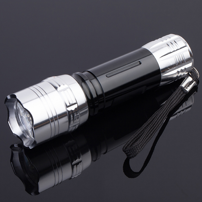 AAA Batt Flashlight with Ce, RoHS, MSDS, ISO, SGS