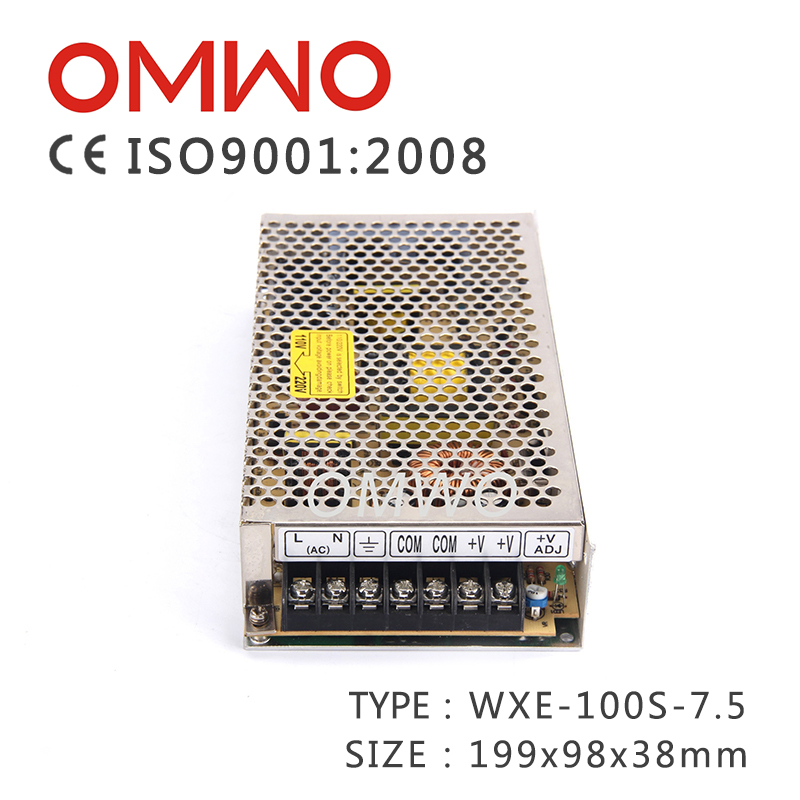Wxe-100s-15 AC/DC Switching Power Supply