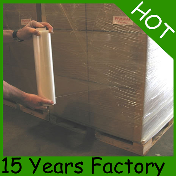 Blown LLDPE Pallet Wrapping Stretch Film
