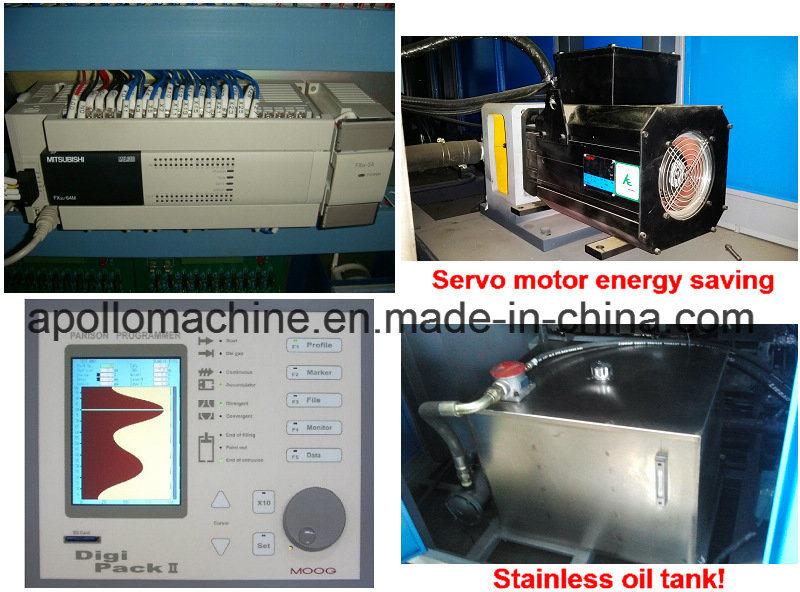 1L 3L 5L Plastic Bottle Jerry Can Blow Molding Machine