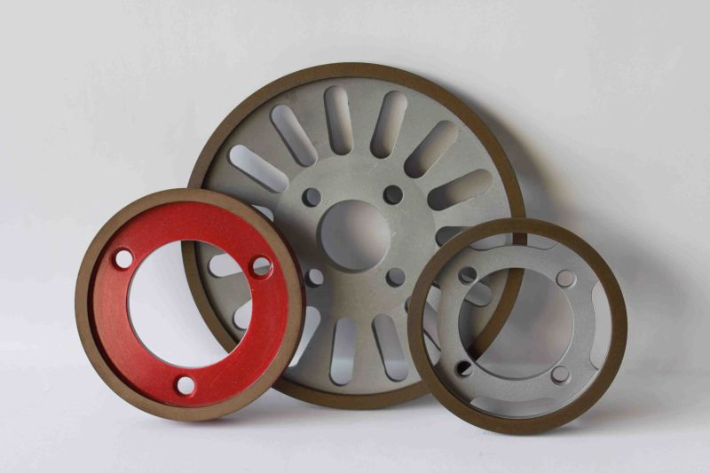 Peripheral Grinding Wheels of Tungsten Carbide Cutting Inserts