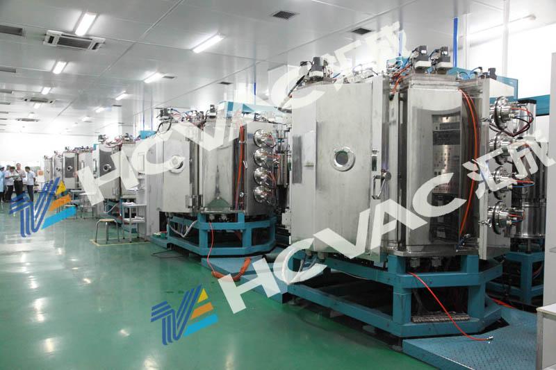 Imitation Jewelry Ipg Ipb IPS Gold Plating Machine, PVD Vacuum Deposition System