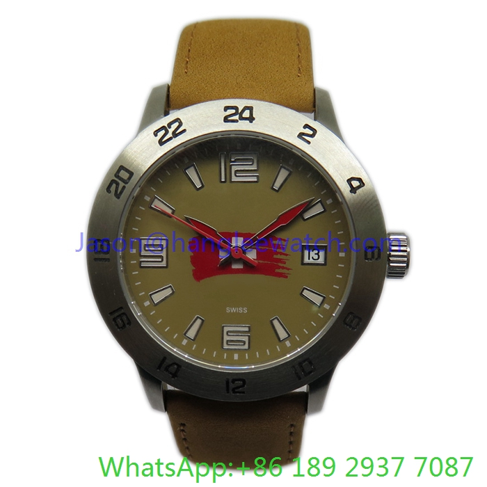 High-Grade Stainless Steel Watches 10 Tam Water Resistant (HLJA-15182)