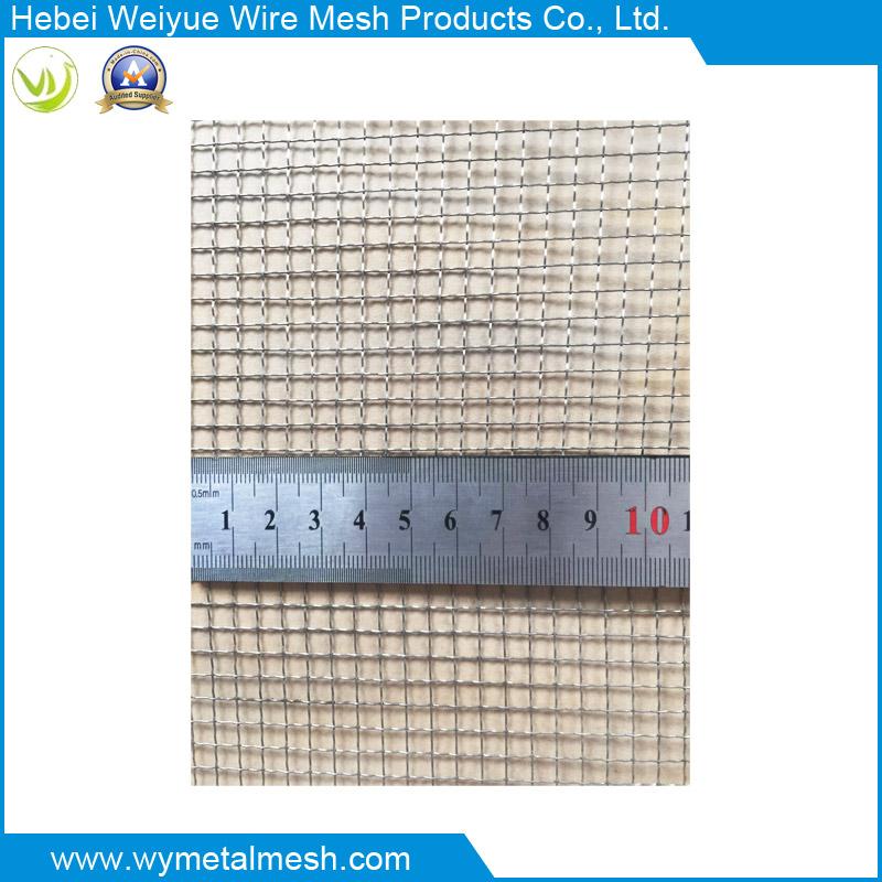 Pure Titanium Steel Wire Mesh