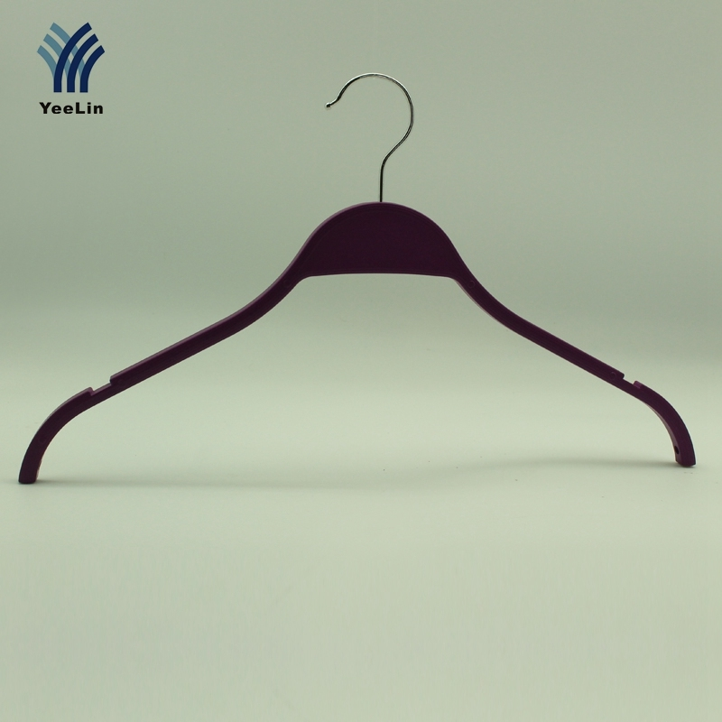 Rubberized ABS Plastic Top Hanger