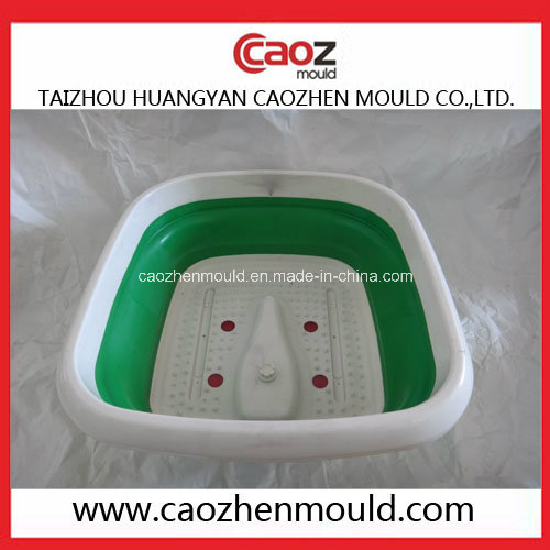 High Quality Plastic Injection Foot Massage Tub Mould
