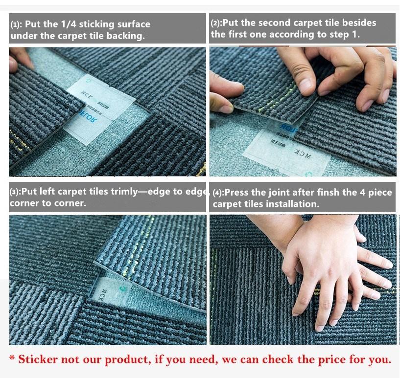 Hot Sale Water Absorption Bath Rug Floor Mat