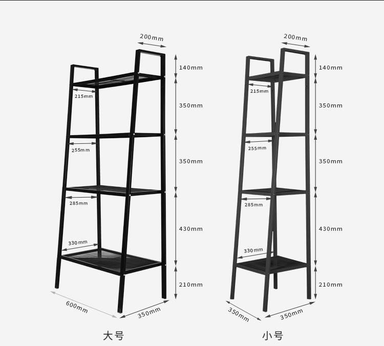 Stainless Steel Kitchen Storage Shelf / Rack Baby Clothes Rack for Plants