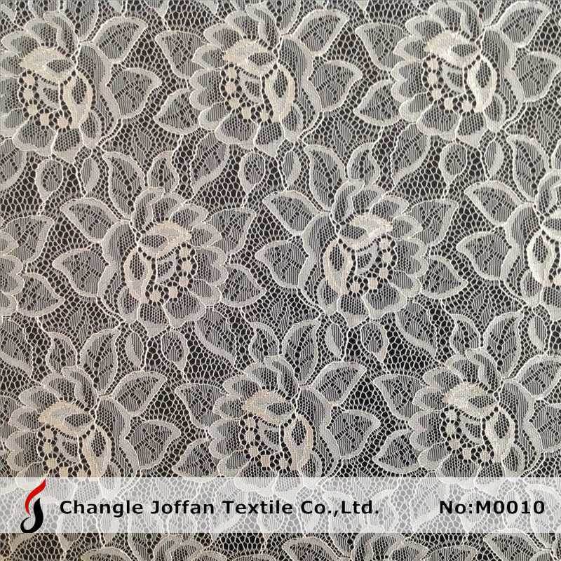 Soft Voile Lace Fabric by The Yard (M0010)