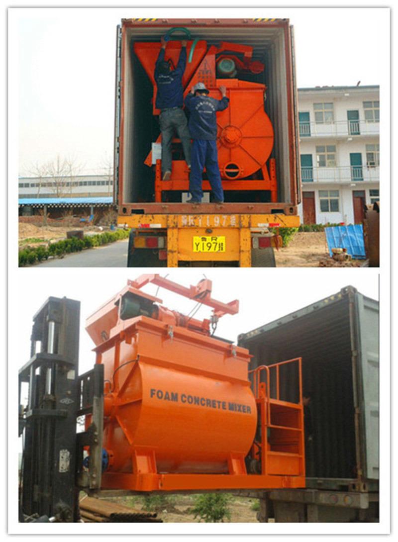 Foam Concrete Mixing Machine (LD-30 &LD-2000)