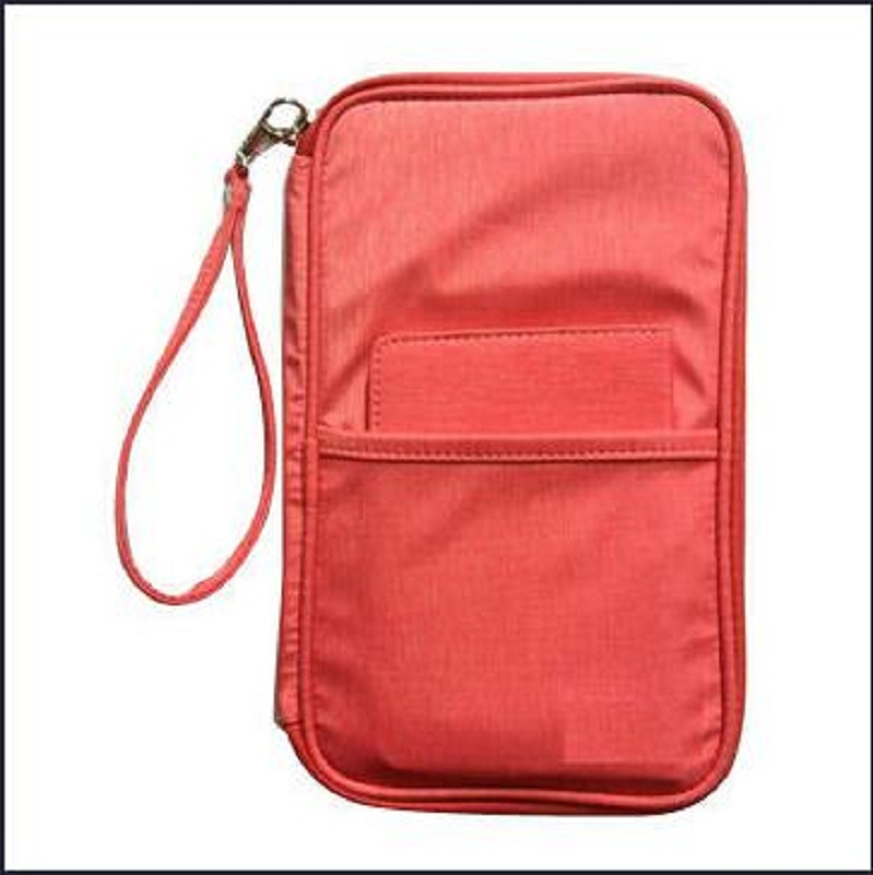 Promotional Passport Holder, High Quality 600d Polyester Oxford Cloth