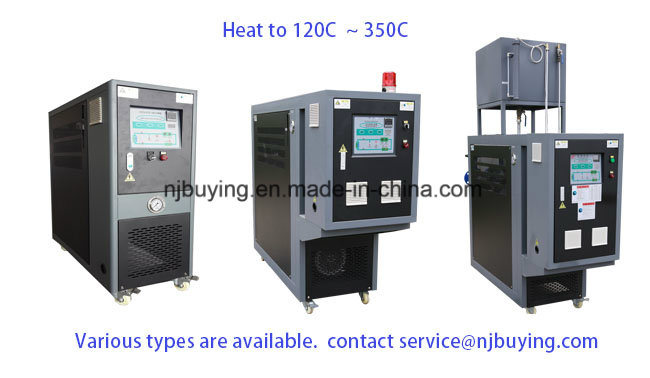18kw Oil Circulation Heating Mold Temperature Controller Heater
