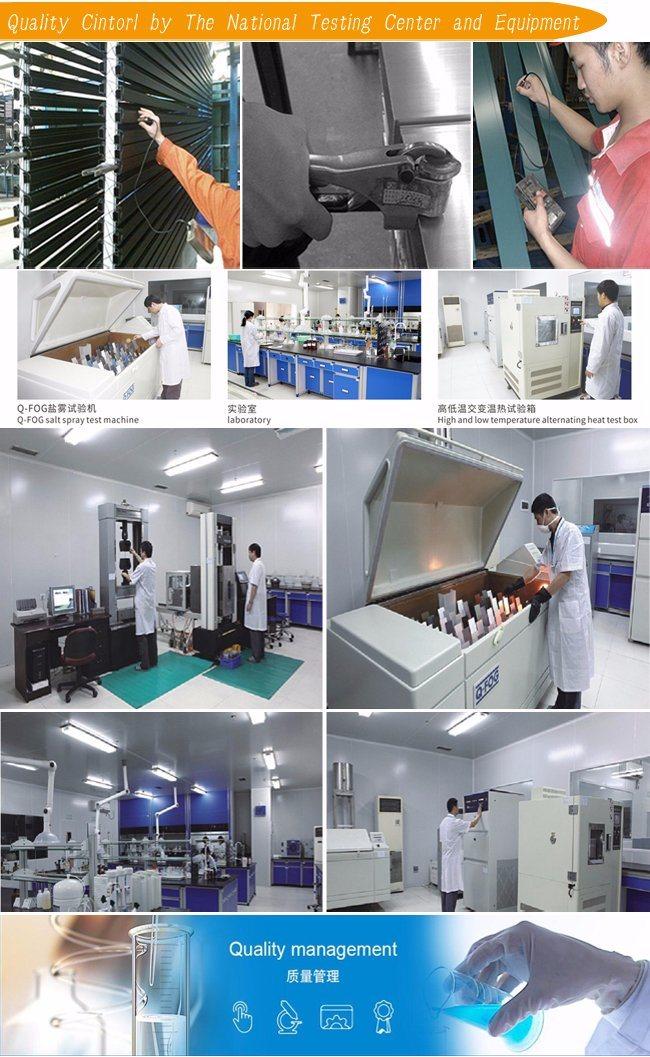 Manufacturing Industrial Aluminum/Aluminium Heatsink and radiator