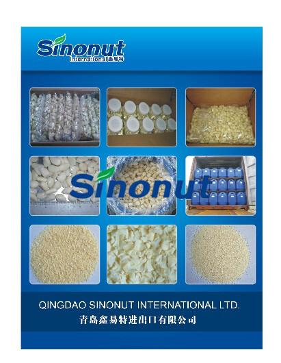 Pure White Garlic Select Quality 1kg/Bag