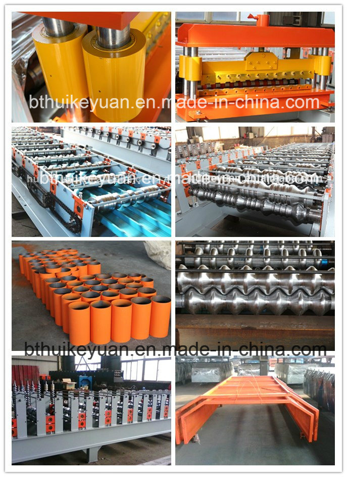 Roof Tile Forming Machine/Roll Forming Machine