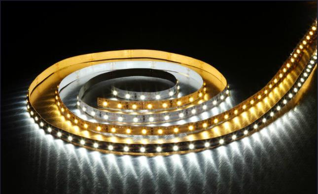 SMD 1210 Super Bright Flexible Strip-78 LEDs/M