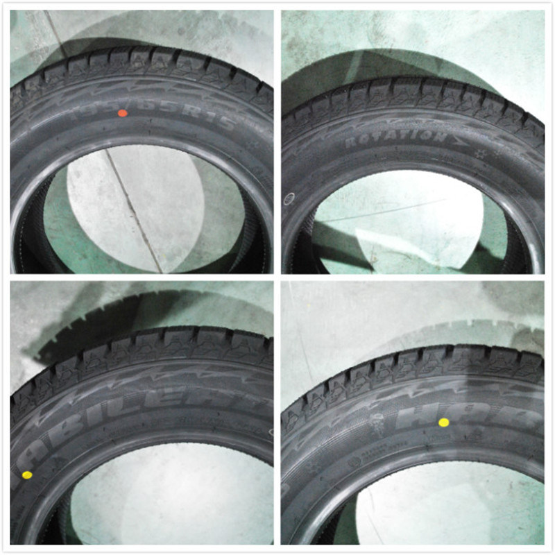 China New Factory Brand Chinese Famous Radial Passenger ATV Car Tire