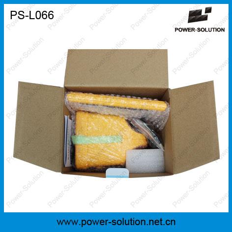 High Quality LED Solar Lantern with FM Radio&MP3 Player